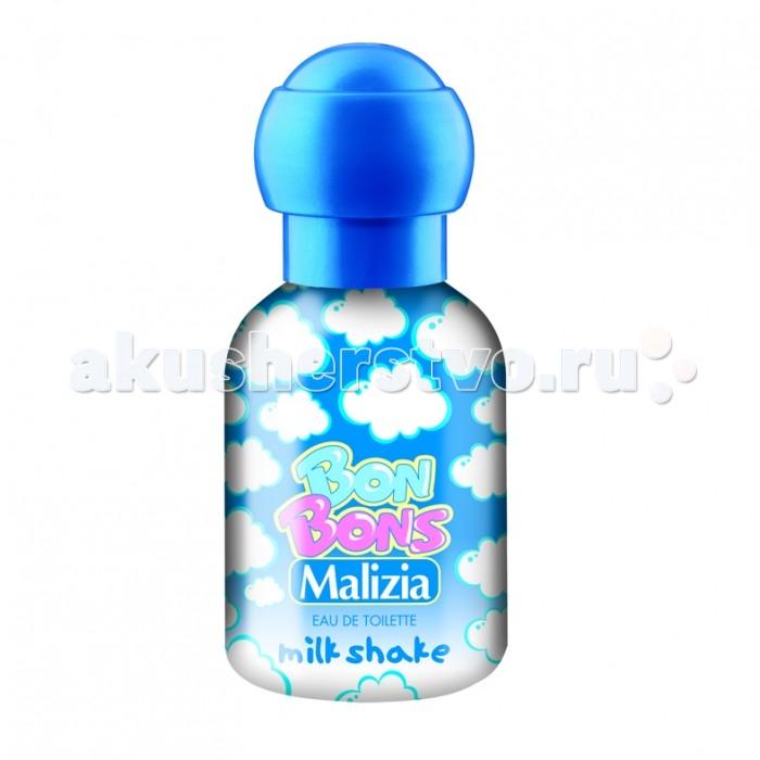 Malizia Туалетная вода Milk Shake 50 млТуалетная вода Milk Shake 50 млMalizia Туалетная вода Milk Shake 50 мл.  Сладкий аромат молочного коктеля. Разработана специально для детской, чуствительной кожи. Гиппоаллергенно. Не содержит агрессивных компонентов.<br>