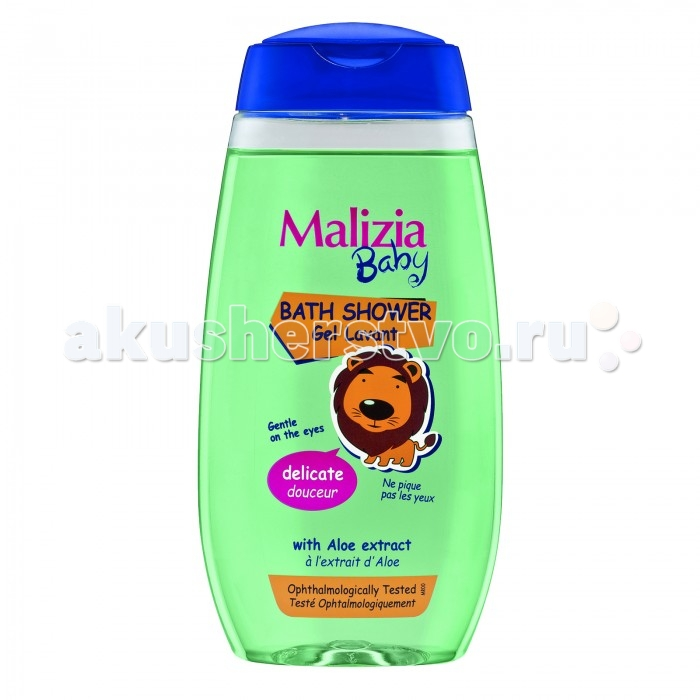 Malizia Гель для душа Baby 300 мл от Акушерство