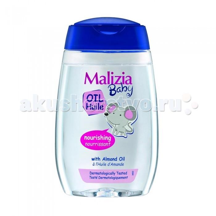 Malizia Масло для тела Baby 200 млМасло для тела Baby 200 млMalizia Масло для тела Baby 200 мл.  Масло для тела с маслом миндаля питает, смягчает кожу малыша и оставляет легкий приятный аромат. Не вызывает раздражения.<br>