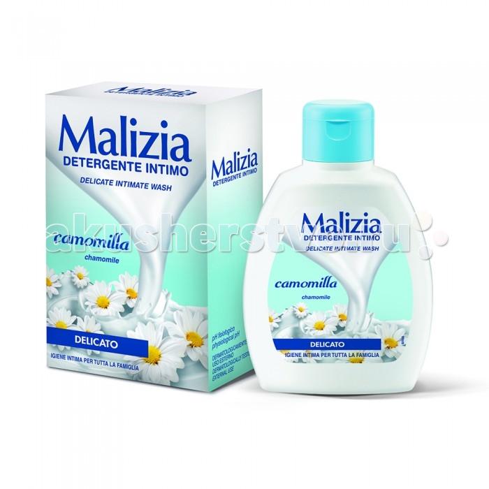 Malizia Гель для интимной гигиены ромашка 200 мл
