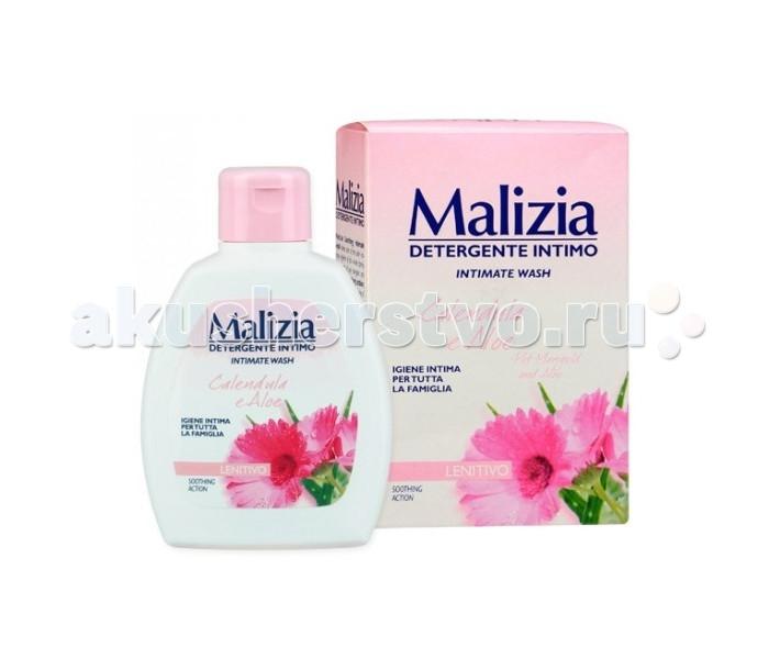 Malizia Гель для интимной гигиены календула и алоэ 200 мл