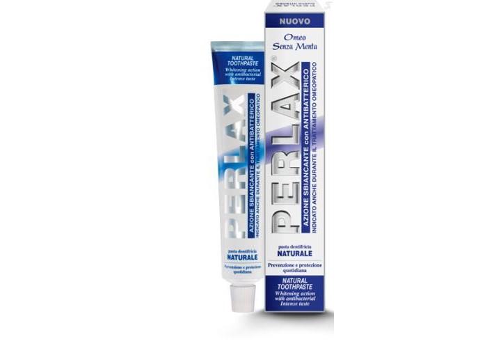 Malizia Зубная паста отбеливающая гомеопатическая 75 мл от Акушерство