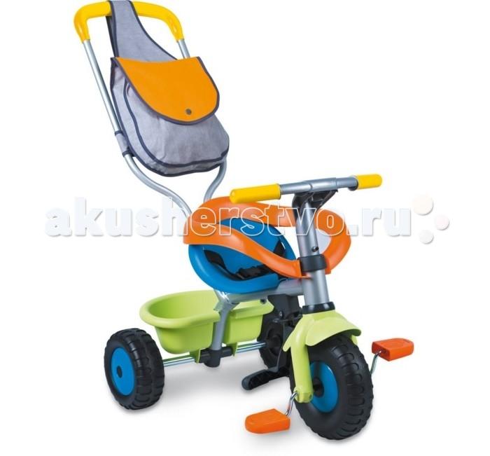 Велосипед трехколесный Smoby Be Fun Confort