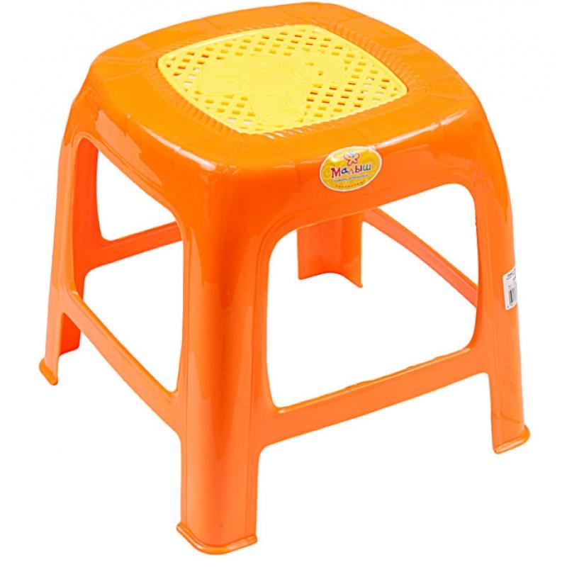 Пластиковая мебель Фея Табурет детский