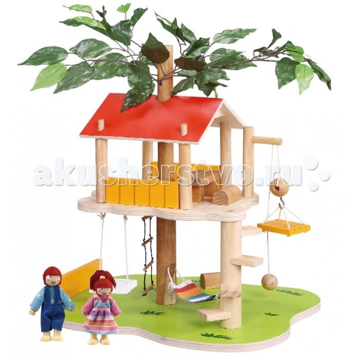 Balbi Набор игровой Домик на дереве TT-060