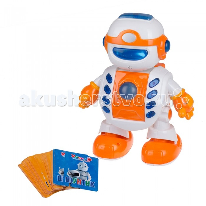 Интерактивная игрушка Zhorya Робот Шунтик