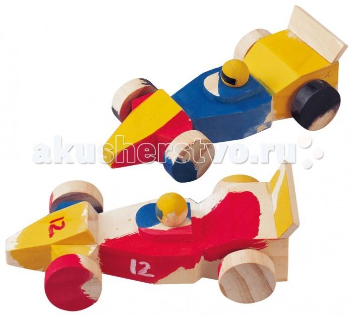 Balbi Набор Сделай Сам Автомобиль KD-027Набор Сделай Сам Автомобиль KD-027Balbi Набор Сделай Сам Автомобиль KD-027. Набор Сделай Сам Автомобиль представляет собой комплект деталей из которых можно сделать два гоночных автомобиля.   Ребёнок может самостоятельно или при минимальной помощи родителей собрать машину по инструкции с помощью гвоздей и клея, а после сборки раскрасить игрушку. Сборка действительно творческий процесс, который будет интересен любому мальчику, после же машинками можно полноценно играть.   Деревянный набор для детей от 8 лет изготовлен из натурального дерева, без химической обработки.   В комплект входит: инструкция, детали для сборки, крепёж, наждачная бумага, клей, краски и кисточка для раскрашивания.<br>