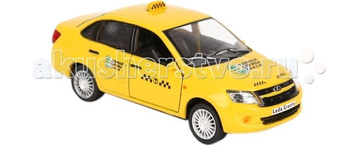 Carline Машина инерционная 1:32 Lada Granta GT6609 ТаксиМашина инерционная 1:32 Lada Granta GT6609 ТаксиКоллекционная машина Carline Lada Granta GT6609 Такси является точной копией в масштабе 1:32. Металлическая инерционная машинка Такси со световыми и звуковыми эффектами, сделает городок в котором играем малыш реалистичней. Такая продуманная до мелких деталей модель порадует каждого мальчика и его родителей!<br>