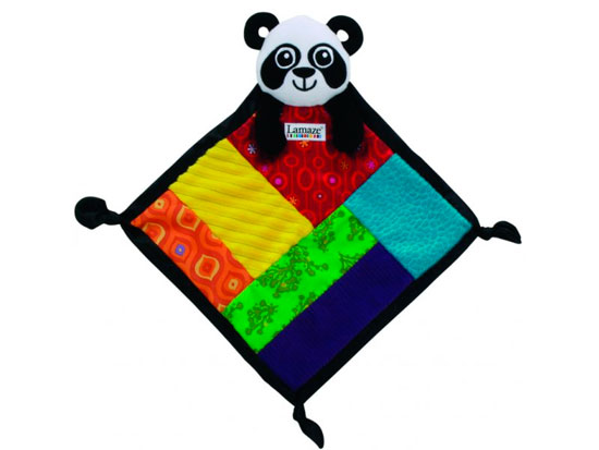Развивающая игрушка Lamaze Панда от Акушерство