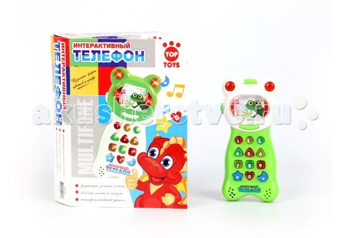 Музыкальная игрушка Top Toys Телефон GT5782 от Акушерство