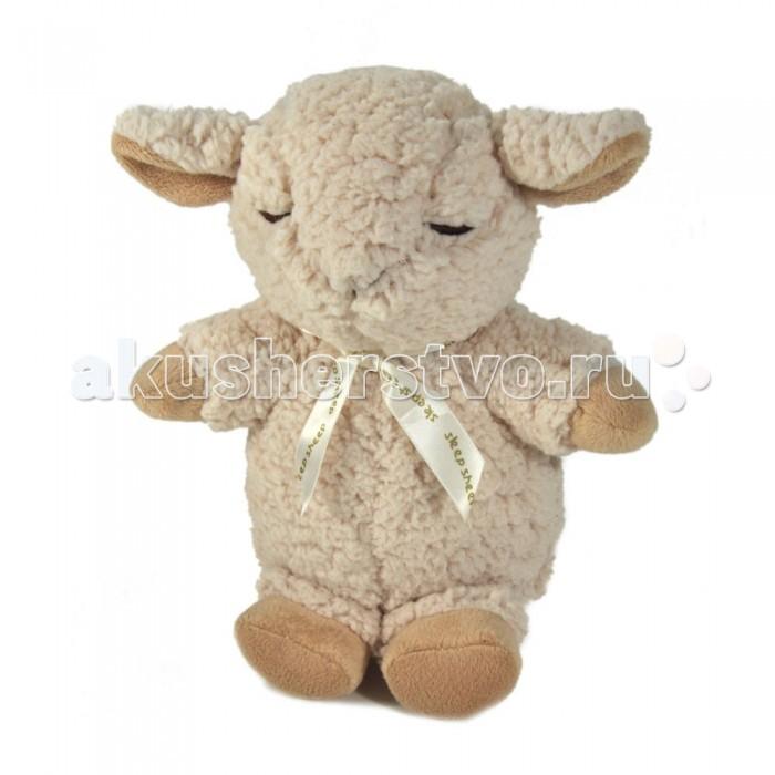 Мягкая игрушка Cloud b Сонная овечка-мини 7302-ZZ-RUСонная овечка-мини 7302-ZZ-RUМягкая игрушка Cloud b Сонная овечка-мини 7302-ZZ-RU. Походная овечка Sleep Sheep on the Go доказывает, что хорошие вещи носят в маленьких пакетах. Этот пушистый компаньон для путешествий снабжен четырьмя разными дорожками звуков природы, чтобы успокаивать детей и способствовать умиротворенному сну, особенно на новом месте. А еще он достаточно компактен для того, чтобы прикрепить его к коляске либо положить в сумку для подгузников или ручную кладь.  Две функции в одном изделии: компактный компаньон и игрушка для обнимашек убаюкивает ребенка успокаивающим белым шумом. Четыре убаюкивающих звука: журчание воды морские волны весенние ливни песни китов. Таймер и функции звукового блока: две позиции таймера отключения: 23 и 45 минут липучка для легкого крепления к автомобильным креслам и коляскам стандартная и походная версии. Требуются 2 батарейки типа AA (входят в комплект).<br>