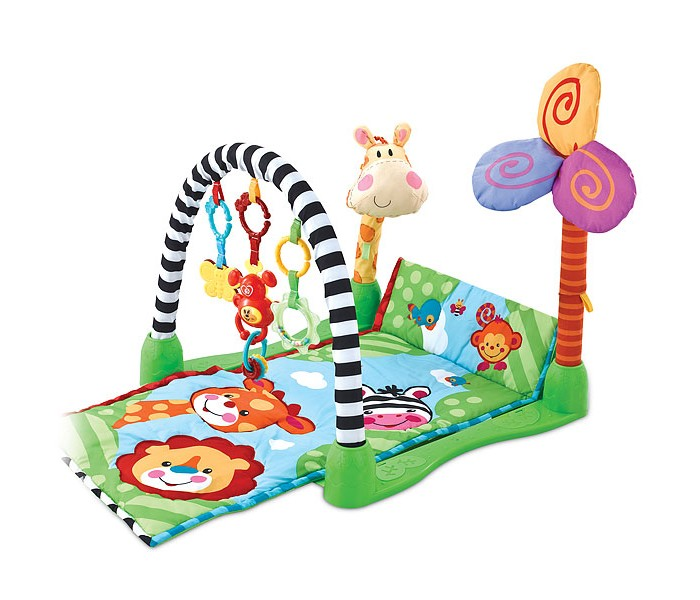 ����������� ������ FitchBaby Kick & Crawl Gym