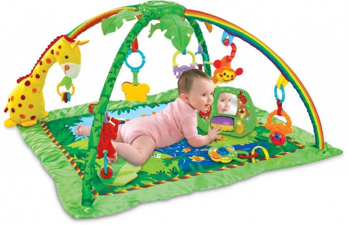 FitchBaby Delux Musical Mobile Gym 8813