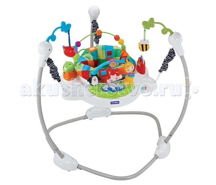 Прыгунки FitchBaby Развлекательный центр JoyLandРазвлекательный центр JoyLandFitch Baby Развлекательный центр - прыгунки JoyLand  Прыгайте под музыку со звуками и светом в прыгунках от FitchBaby!  Внимание: Для использования с 6 месяцев!  Особенности: Мягкое сидение из моющегося материала поворачивается на 360 градусов вокруг своей оси Съемное музыкальное пианино с регулировкой громкости 3 положения регулировки высоты от пола<br>