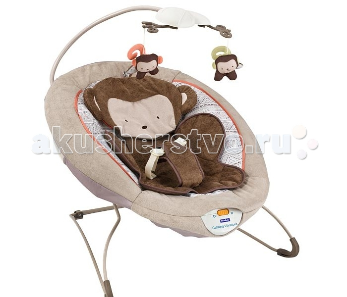 FitchBaby ������-������� � ��������� � ��������� Delux Bouncer 88919