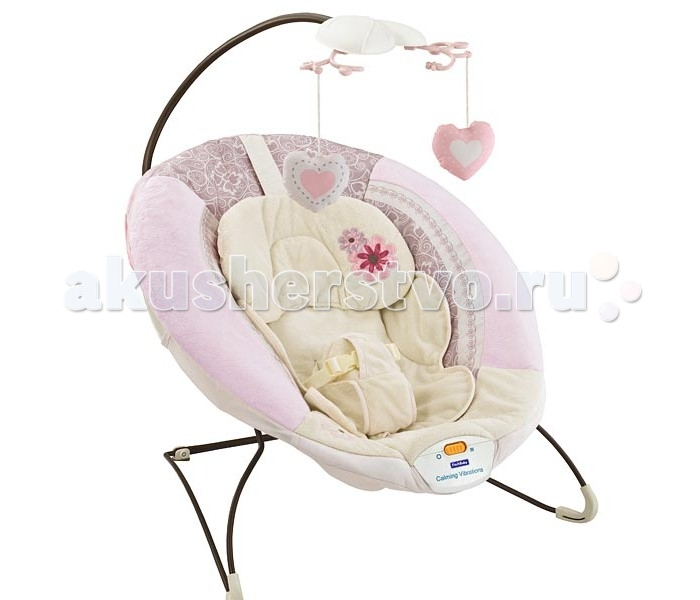 FitchBaby ������-������� � ��������� � ��������� Delux Bouncer 88920