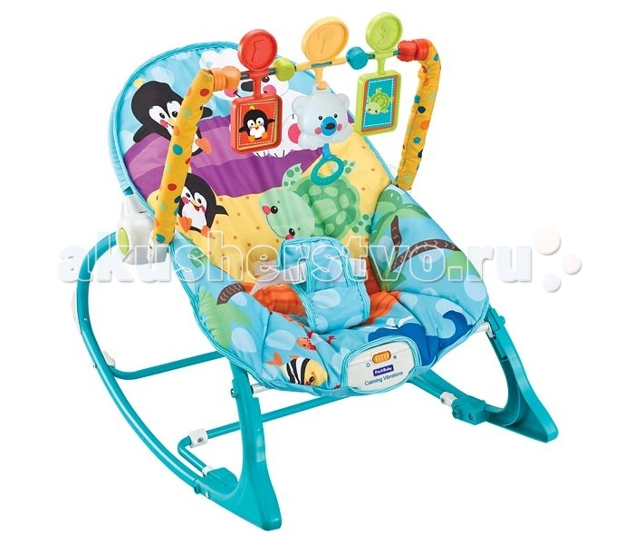 FitchBaby ������-������� � ��������� � ��������� Infant-To-Toddler Rocker 8815