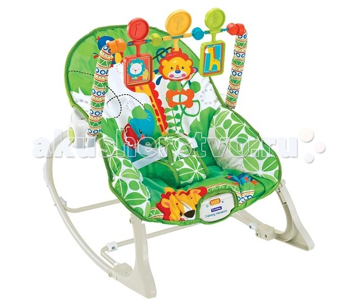 FitchBaby ������-������� � ��������� � ��������� Infant-To-Toddler Rocker 8816