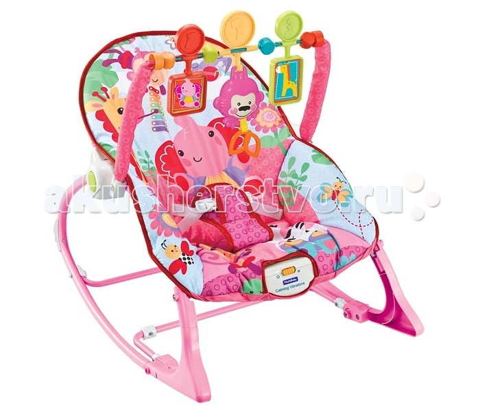FitchBaby ������-������� � ��������� � ��������� Infant-To-Toddler Rocker 8617