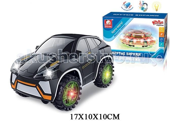 S+S Toys Машина 00619022Машина 00619022Машина 00619022 со звуковыми и световыми эффектами, помогающими разнообразить игровой процесс.  Машина изготовлена из прочного, экологичного пластика, не причиняющего вред здоровью ребенка. Работает на батарейках.<br>