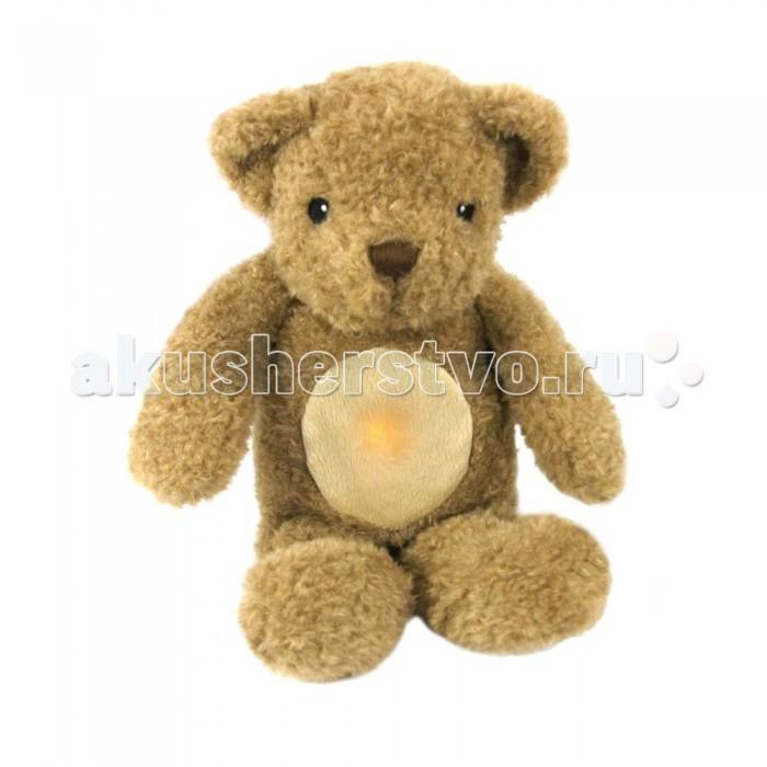 Cloud b Медвежонок-обнимашка 7406-ZZ-RUМедвежонок-обнимашка 7406-ZZ-RUCloud b Ночник Медвежонок-обнимашка 7406-ZZ-RU. Этот плюшевый компаньон совмещает зрительную и осязательную составляющие, помогая успокоить ребёнка. Легкое объятие активирует встроенный сенсор … и милый мишка начинает излучать убаюкивающий свет и воспроизводить умиротворяющий ритм сердцебиения!  Убаюкивающий компаньон для обнимашек: сердцебиение, запускаемое от прикосновения мягко светится вынимающийся блок-сердце. Таймер и функции: позиции таймера отключения: 10-минутный таймер для функций, запускаемых от прикосновения: сердцебиения или вибрации; 23-минутный таймер для мягкого свечения требуются 3 батарейки типа AA (входят в комплект).<br>