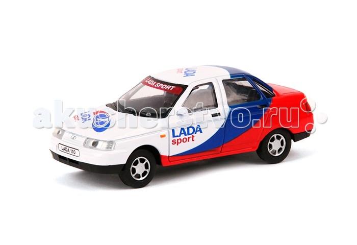 Carline Машина инерционная 1:43 Lada 2110 GT8587