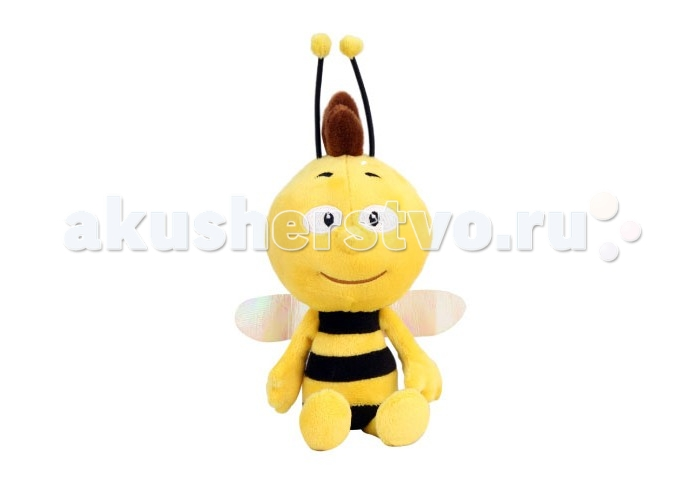 Интерактивная игрушка Пчелка Майя Вилли с русским чипом 20 см
