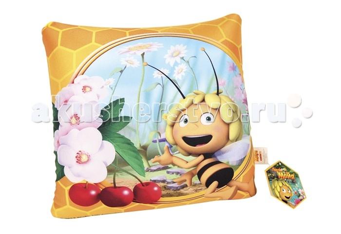 Пчелка Майя Подушка GT6690 детская антистресс Пчелка МайяПодушка GT6690 детская антистресс Пчелка МайяПодушка GT6690 детская антистресс Пчелка Майя - это забавная игрушка-подушка с особым наполнением, придающим расслабляющий эффект. Она способствует развитию тактильной чувствительности у детей. Данная модель станет отличным подарком для малыша и родителей.<br>