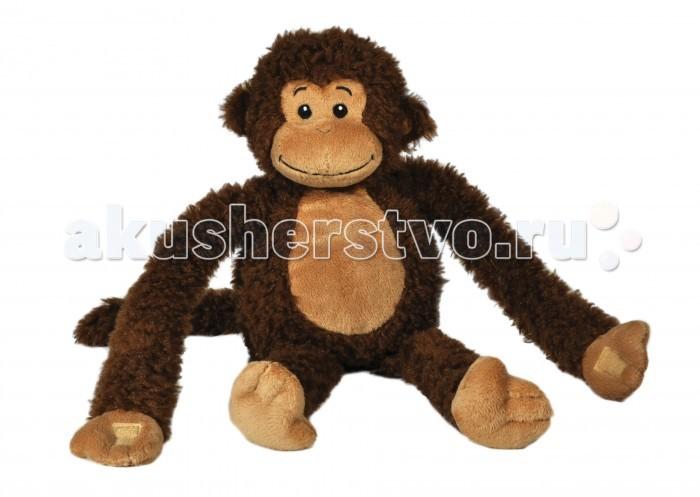 Мягкая игрушка Cloud b Забавная обезьянка 7414-ZZ-RUЗабавная обезьянка 7414-ZZ-RUМягкая игрушка Cloud b Забавная обезьянка 7414-ZZ-RU. Забавная обезьянка – это настоящий друг для игр! Ее руки и ноги можно регулировать, а потому эта игривая обезьянка готова танцевать дни напролет. А когда уже пора угомониться, Забавная обезьянка создает соответствующее настроение, проигрывая убаюкивающие звуки – например, колыбельную или журчание ручья.  Выбор убаюкивающих звуков для проигрывания: болтовня обезьянки водопад журчание воды усыпляющая колыбельная. Таймер и функции звукового блока: две позиции таймера отключения: 23 и 45 минут липучка для легкого крепления к детской кроватке требуются 2 батарейки типа AA (входят в комплект). Новая функция: регулируемые руки и ноги.<br>