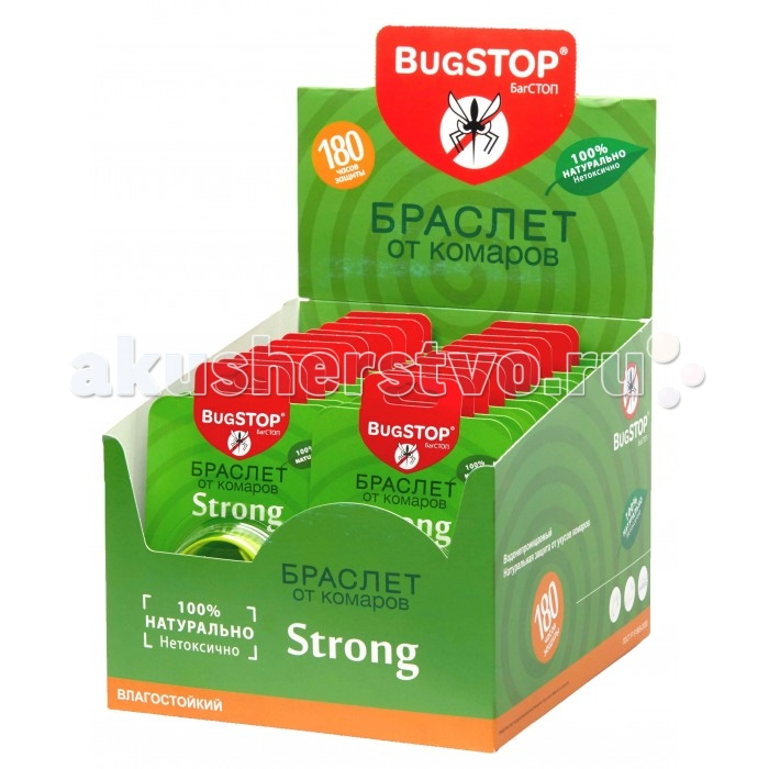BugSTOP ������� �� ������� Strong 1 ��.