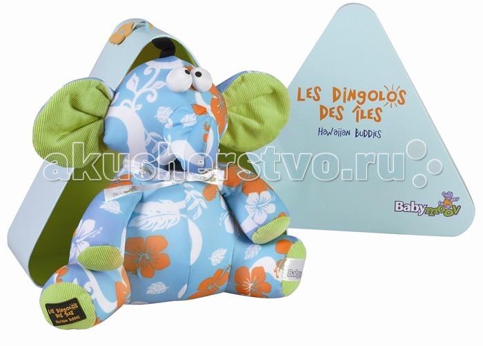 Мягкие игрушки Babymoov Слон M391030