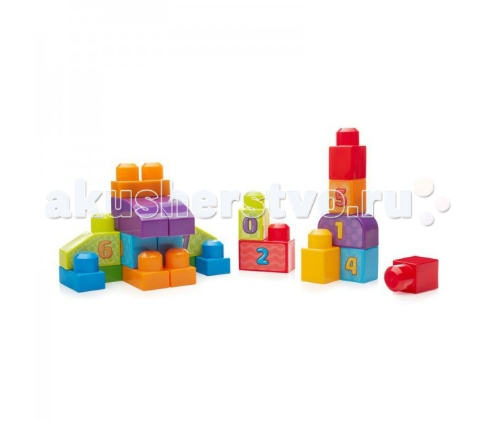 ����������� Mega Bloks First Builders ������ �������