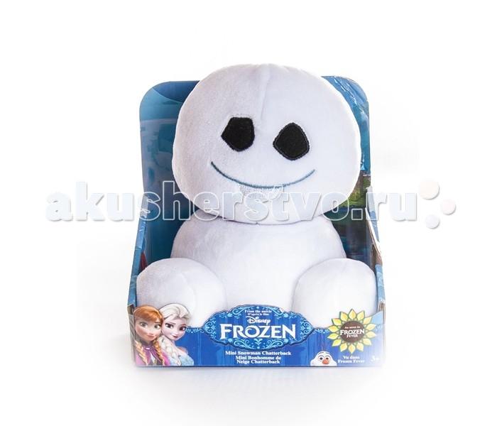 Интерактивная игрушка Disney Холодное сердце Мини Снеговичок 20 см