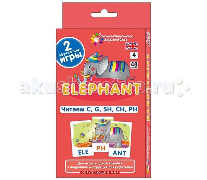 �����-����� ����4. ���� (Elephant). ������ C, G, SH, CH, PH. Level 4.  ����� ��������
