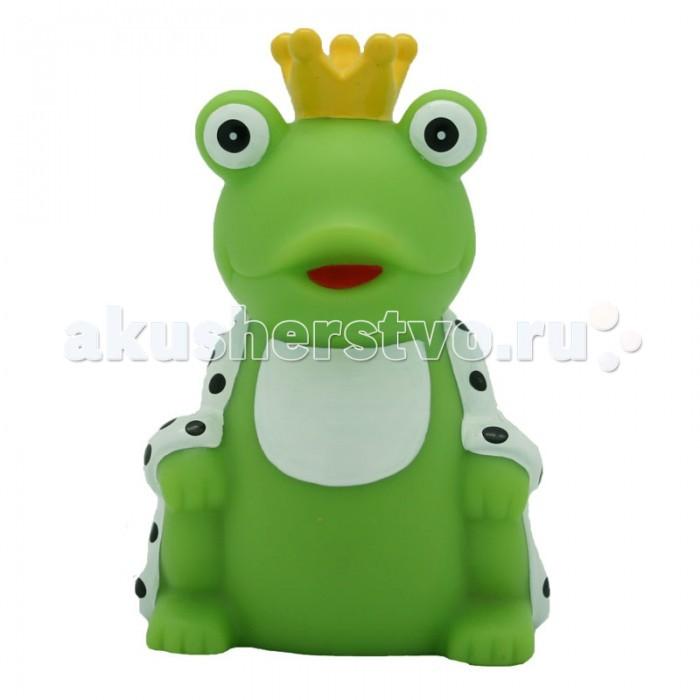 FunnyDucks Игрушка для ванны Уточка царевна лягушкаИгрушка для ванны Уточка царевна лягушкаFunnyDucks Игрушка для ванны Уточка царевна лягушка. Резиновая желтая уточка - всемирно известная классическая игрушка для ванной. В дополнении к стандартной игрушке предлагаем более 100 дизайнерских уток-персонажей.   Рекомендованы для детей от 3-х лет, изготовлены из безопасных, нетоксичных материалов и соответствуют сертификату ТР ТС.   Предназначены для игр в воде, на улице и дома, при нажатии издают негромкий пищащий звук. На воде держатся ровно, голова не перевешивает, на бок не заваливаются.   Размеры уток 8,5 см х 8,5 см<br>