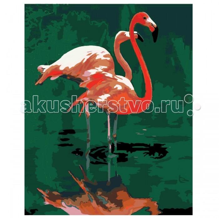 Креатто Роспись холста по номерам Розовый фламингоРоспись холста по номерам Розовый фламингоКреатто Роспись холста по номерам Розовый фламинго.  Хотите почувствовать себя настоящим художником? Не проблема! Нарисовать картину «Розовый фламинго» сможет любой в возрасте от 7 до 99 лет. Просто раскрасьте пронумерованные элементы рисунка пронумерованными красками – они ровно ложатся на холст и хорошо закрашивают контуры. Ошиблись? Не беда! Контрольная схема рисунка поможет вам все исправить. Раскрашивать холст по номерам интересно и детям, и взрослым, а получившуюся очаровательную картину можно с гордостью повесить на стену. С «КРЕАТТО» все задуманное получается легко!  В наборе для росписи холста по номерам:  холст (40х50 см) с контурным рисунком, натянутый на деревянную рамку  акриловые краски (23 цвета)  3 кисточки (2 тонкие, 1 широкая)  крепежные петли для подвешивания холста  контрольная схема рисунка.   Акриловые краски легко ложатся на холст, быстро сохнут, хорошо растворяются в воде, после высыхания становятся водонепроницаемыми. Товар сертифицирован.  Рекомендованный возраст: 7+  Срок годности: 3 года.<br>