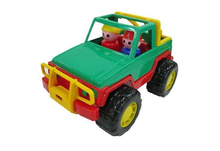 Полесье Автомобиль Джип СафариАвтомобиль Джип СафариЯркий Джип Сафари от белорусского производителя Полесье, изготовлена из органических материалов, подходящих всем возрастам.  Насыщенные и яркие цвета джипа Сафари, в которые раскрашен автомобиль, как нельзя лучше подходят для оформления детских игрушек. Достаточно крупные колеса, на которых стоит автомобиль, обеспечивают очень легкий ход и высокую маневренность автомобиля.<br>