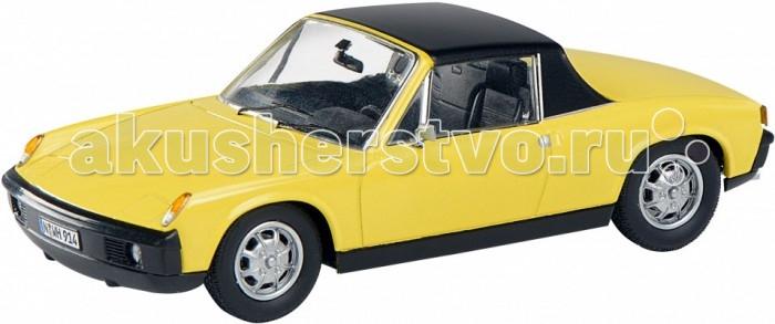 Schuco Автомобиль Porsche 914, желтый 1:43Автомобиль Porsche 914, желтый 1:43Автомобиль Porsche 914, желтый 1:43 450373000  Масштабная модель - это точная копия настоящего автомобиля c высокой степенью детализации, которая понравится как взрослому, так и ребенку. Игрушка выполнена из прочного металла с пластиковыми элементами. Корпус сделан литьевым способом, что обеспечит высокую прочность и долговечность в использовании автомобиля, а также максимальную схожесть с прототипом. Данная модель станет хорошей игрушкой для ребенка и отличным дополнением к любой коллекции масштабных авто моделей.<br>
