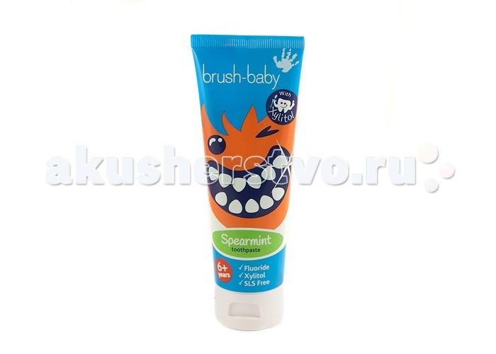 Brush-Baby Детская зубная паста Spearmint 75 мл