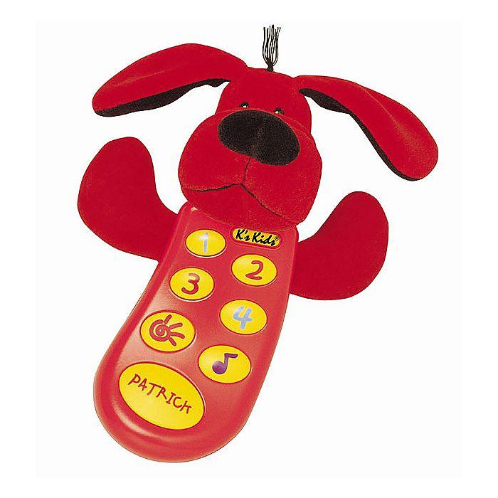 K'S Kids Музыкальный телефон Патрик с записью от Акушерство