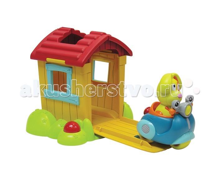 Ouaps Игровой набор Макс и его гараж от Акушерство
