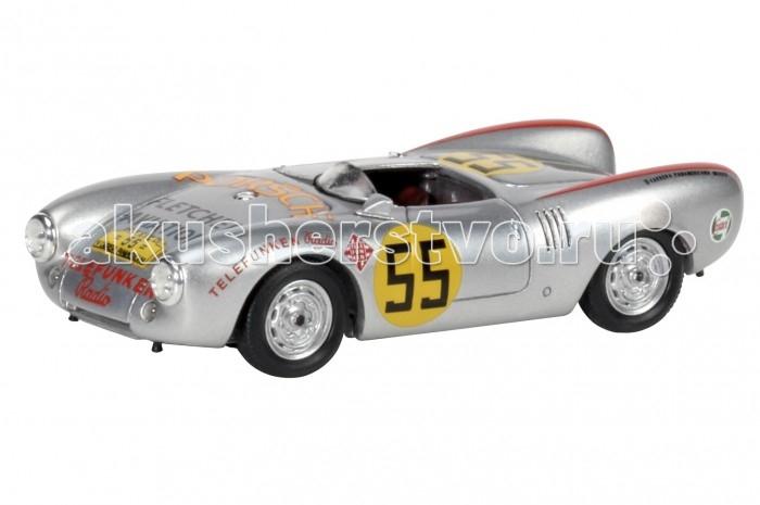 Schuco Автомобиль Porsche 550 Spyder №55 1:43