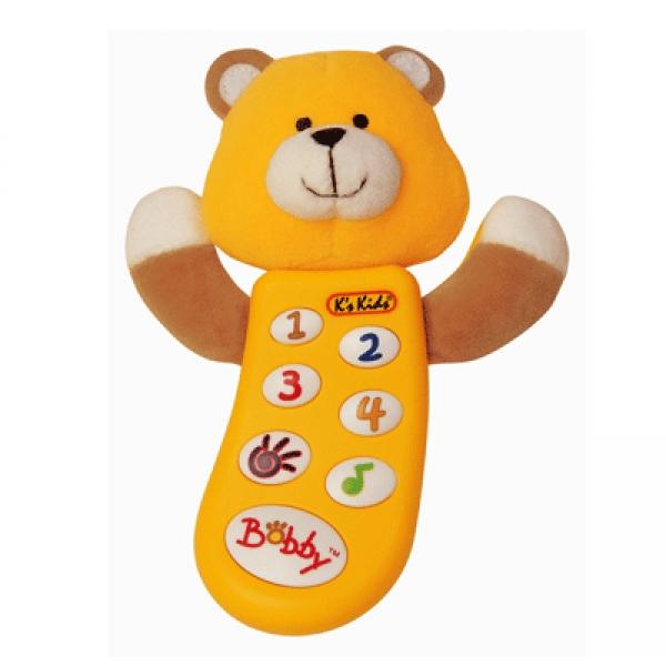 K'S Kids Музыкальный телефон Бобби с записью от Акушерство