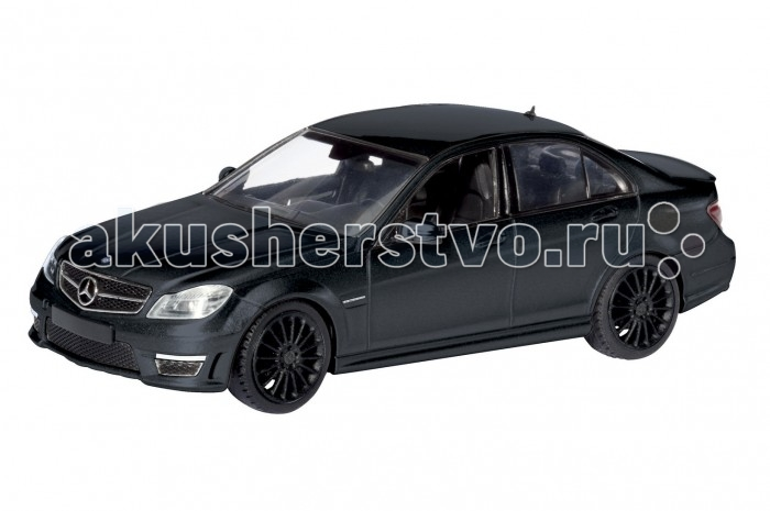 Schuco Автомобиль MB C63 AMG Mopf, black 1:43