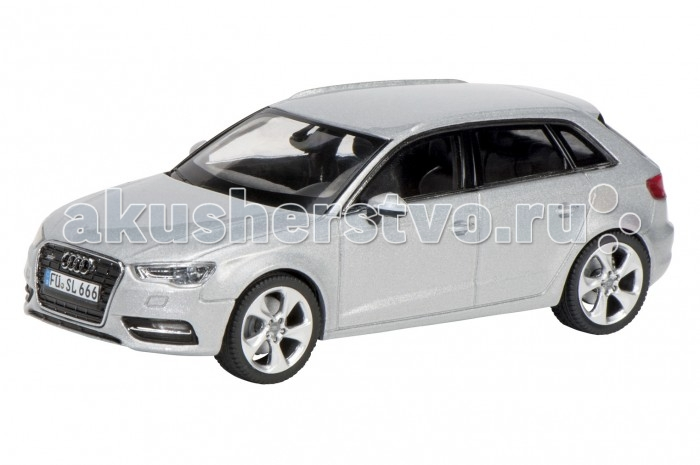 Schuco ���������� Audi Q5 (2012), silver 1:43