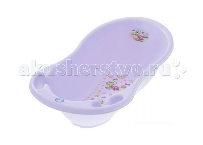 Tega Baby Ванночка для купания Веселая черепаха 102 см