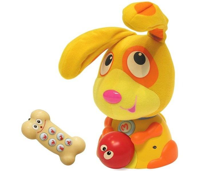 Интерактивные игрушки Ouaps Макс - моя первая собака