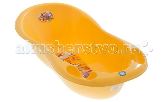 Tega Baby Ванночка для купания Сафари 86 см