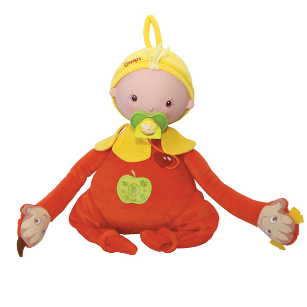 Куклы Ouaps интерактивная Сестренка Аленка
