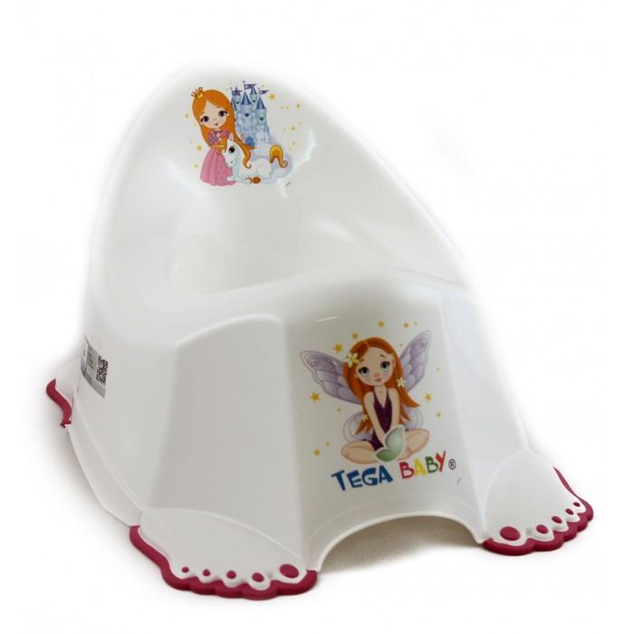Горшок Tega Baby антискользящий Маленькая принцесса от Акушерство